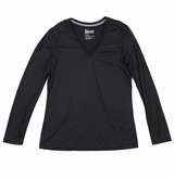 Nike Legend Women's V-Neck Long Sleeve Shirt