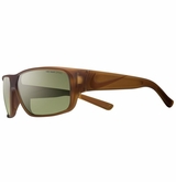 Nike Mercurial 6.0 Sunglasses - Matte Brown/Green