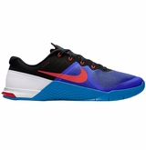 Nike Metcon 2 Men's Training Shoes - Racer Blue/Bright Crimson/Blue Glow