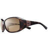 Nike Minx Women's Sunglasses - Tortoise/Brown