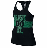"Nike Palm ""Just Do It"" Girl's Tank Top"