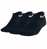 Nike Performance Cotton Yth. Low Cut Socks - 3 Pack
