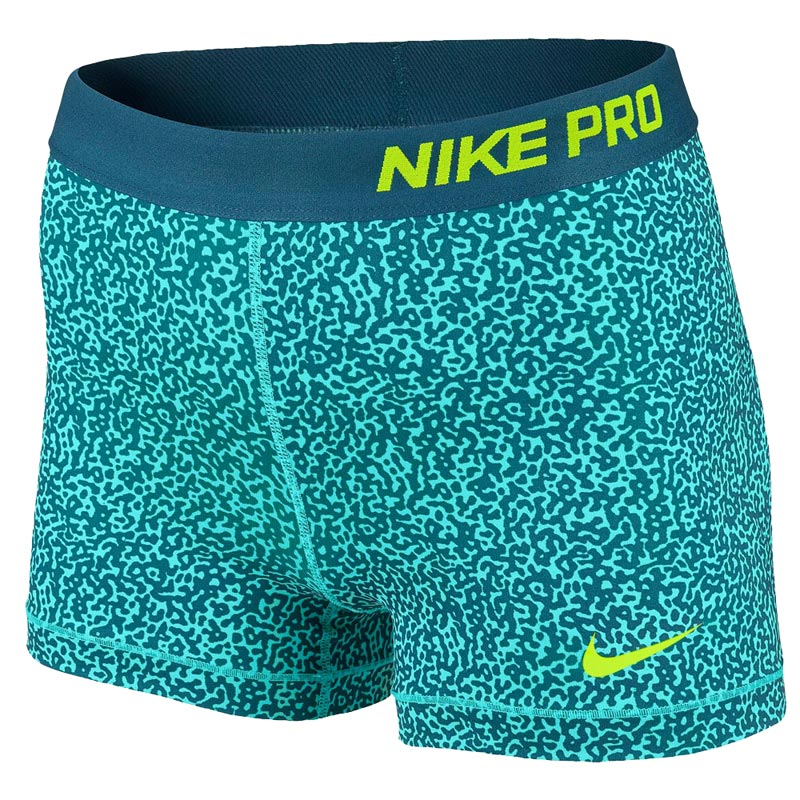 Colorful nike shorts for women