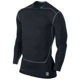 Nike Pro Combat 2.0 Mock Core Compression Sr. Long Sleeve Top