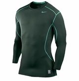Nike Pro Combat Core Fitted 2.0 Sr. Long Sleeve Shirt