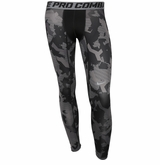 Nike Pro Combat Core Sr. Compression Camo Tight