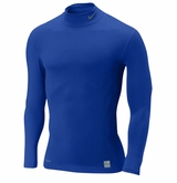 Nike Pro Combat Core Sr. Compression Long Sleeve Mock