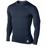 Nike Pro Combat Core Sr. Compression Long Sleeve Shirt