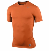 Nike Pro Combat Core Sr. Compression Short Sleeve Shirt