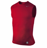 Nike Pro Combat Core Sr. Compression Sleeveless Shirt