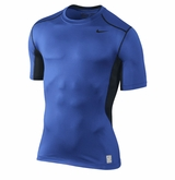 Nike Pro Combat Hypercool 1.2 Sr. Short Sleeve Fitted Top