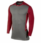 Nike Pro Combat Hyperwarm Sr. Long Sleeve Top