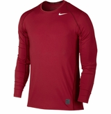 Nike Pro Cool Fitted Sr. Long Sleeve Shirt