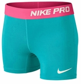Nike Pro Core Compression Girl's Training Shorts