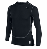 Nike Pro Core Compression Yth. Long Sleeve Shirt