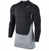 Nike Pro Hyperwarm Lite Sr. Compression Long Sleeve Top