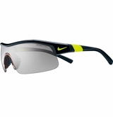 Nike Show-X1 Sunglasses - Black/Volt/Gray