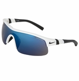 Nike Show-X1 Sunglasses - White/Black/Gray