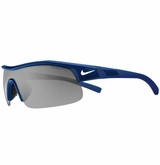 Nike Show-X1 Sunglasses - Royal/White/Gray