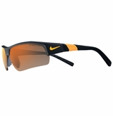 Nike Show-X2 Pro Sunglasses - Matte Black/Orange/Gray