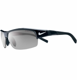 Nike Show-X2 Sunglasses - Black/Gray/Orange