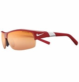 Nike Show-X2 Sunglasses - Red/White/Gray