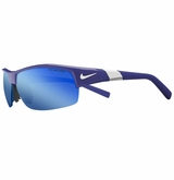 Nike Show-X2 Sunglasses - Royal/White/Gray