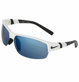Nike Show-X2 Sunglasses - White/Black/Gray
