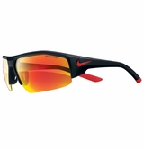 Nike Skylon Ace XV Sunglasses - Matte Black/Red/Gray