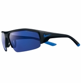 Nike Skylon Ace XV Sunglasses - Matte Black/Royal/Royal