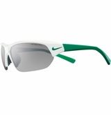 Nike Skylon Ace Sunglasses - White/Green/Gray