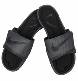 Nike Solarsoft Comfort Men's Slide Sandal - Black/Anthracite
