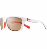 Nike Swag Sunglasses - White/Brown