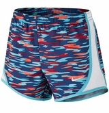 Nike Tempo Allover Print Girl's Shorts