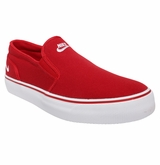 Nike Toki Men's Slip On Shoes - Gym Red/White