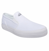 Nike Toki Men's Slip On Shoes - White/Wolf Gray