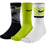 Nike Triple Fly Crew Socks - 3 Pack