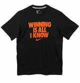 Nike Winning Is All I Know Yth. Tee Shirt