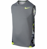 Nike Woodland Camo Yth. Sleeveless Top