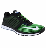Nike Zoom Speed TR Men's Training Shoes - Green/Black/White