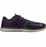 Nike Zoom Speed Trainer Men's Training Shoes - Anthracite/Gray/Purple