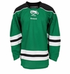 North Dakota Sioux Reebok Edge Gamewear Uncrested Adult Hockey Jersey