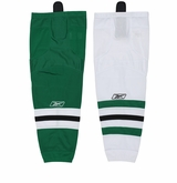 North Dakota Sioux Reebok Edge SX100 Adult Hockey Socks