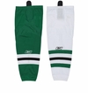 North Dakota Sioux Reebok Edge SX500 Intermediate Hockey Socks