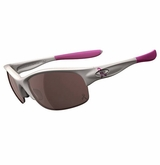 Oakley Commit SQ Breast Cancer Awareness Edition - Polished White