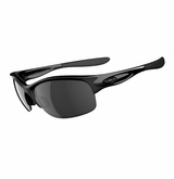 Oakley Commit SQ Polished Black w/Black Iridium Sunglasses