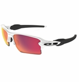 Oakley Flak 2.0 XL Jacket Polished White with Prizm Sunglasses