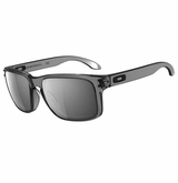 Oakley  Holbrook Grey Smoke W/Black Iridium Sunglasses