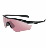 Oakley M2 Black/G30 Iridium Sunglasses