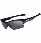 Oakley Yth. Quarter Jacket Black w/Black Iridium Sunglasses